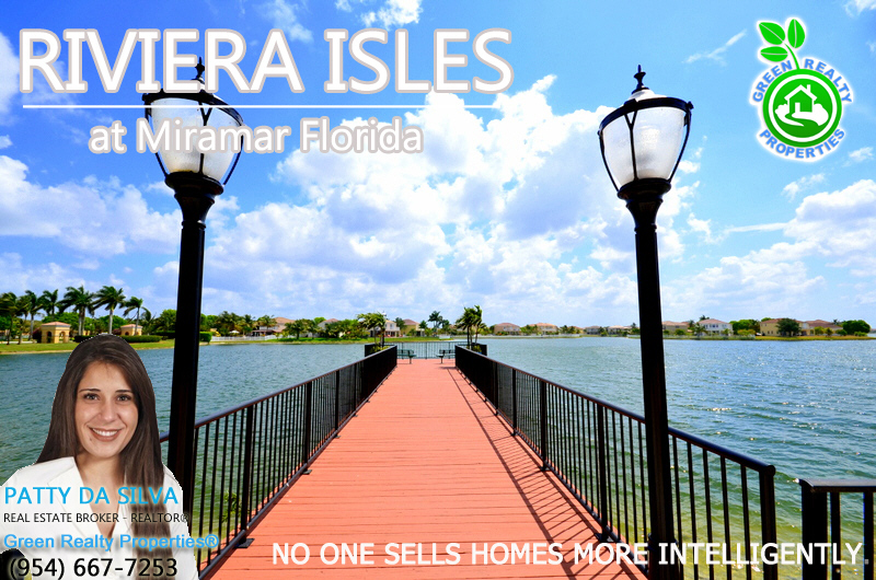 Riviera Isles - Miramar Homes for Sale