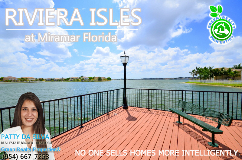 Riviera Isles Florida - Miramar Homes for Sale