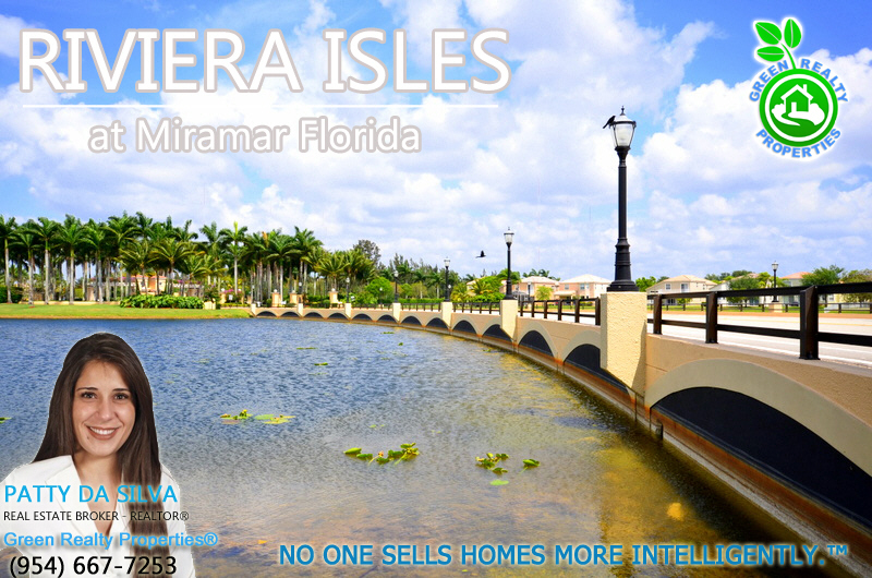 Riviera Isles Miramar Homes For Sale